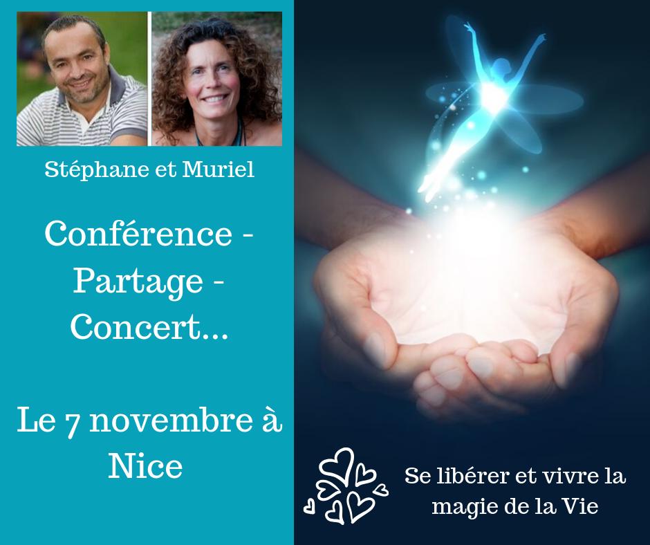7/11/2019 Conférence/Partage et Concert Alchimique de Libération et d'élévation de la Conscience par le son