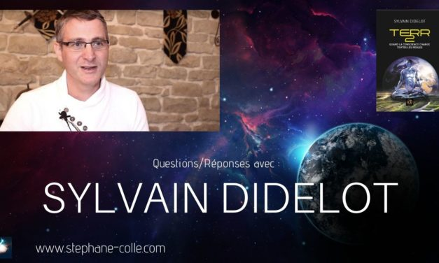 19/02/2020 Sylvain Didelot : « Questions/Réponses » en direct…