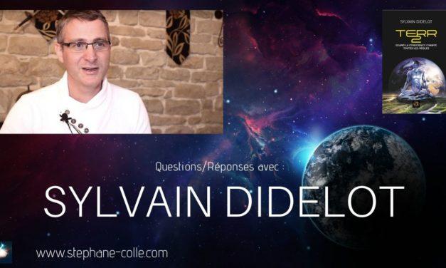 19/02/2020 Sylvain Didelot : «Questions/Réponses» en direct…