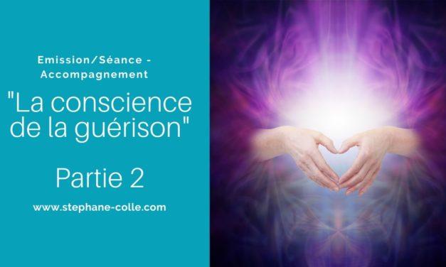 29/01/2020 Séance – Partages – Questions/Réponses «La conscience de la guérison» No2