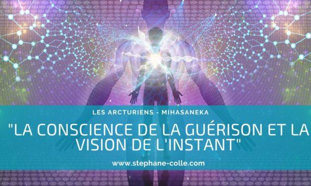«La conscience de la guérison et la vision de l'instant» par MiHaSaneKa