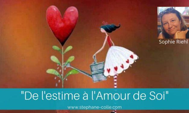 05/02/2020 «De l'estime à l'Amour de Soi» – En direct avec Sophie Riehl
