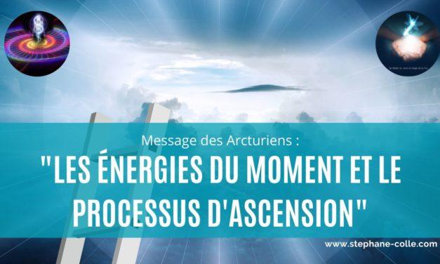 Message des Arcturiens – Les énergies du moment et le processus d'ascension vers la 5ème dimension