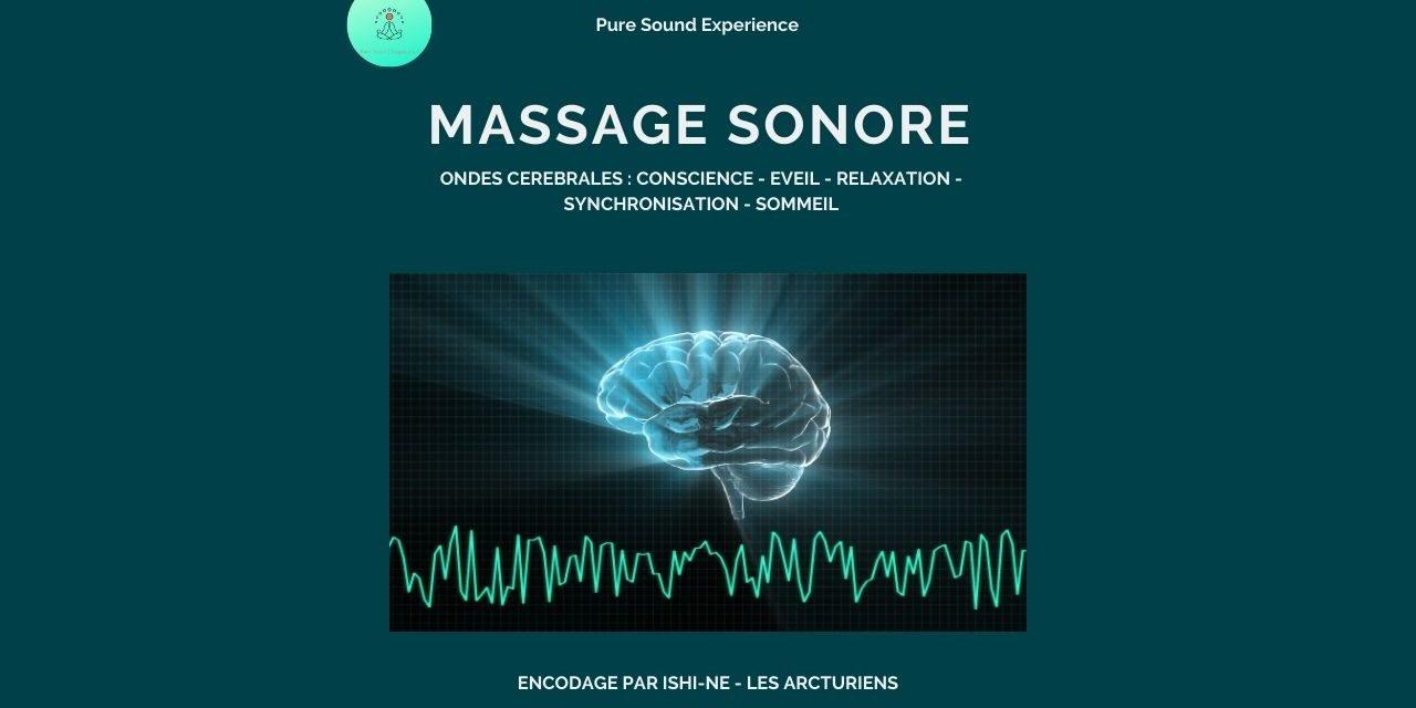 Nouvel album audio «Massage Sonore» – Encodé par Ishi-Ne