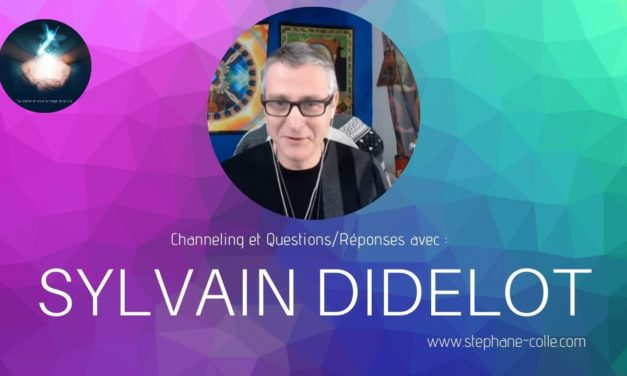 17/02/2021 Sylvain Didelot : « Questions/Réponses » et channeling en direct
