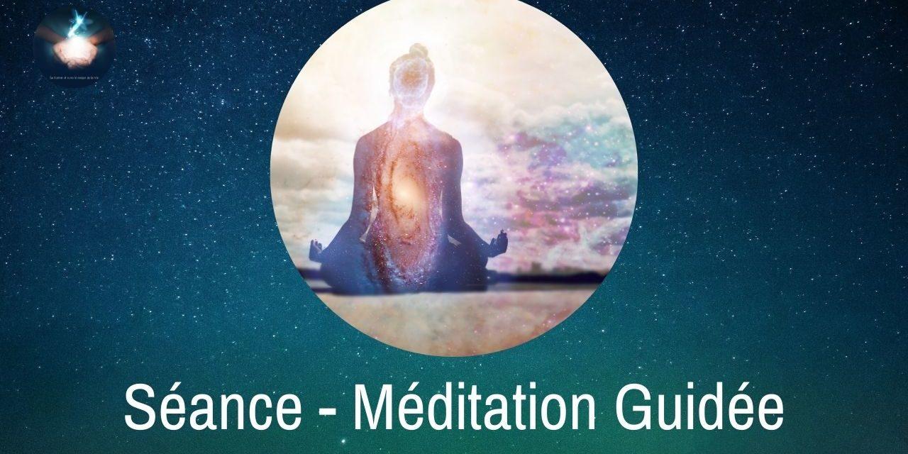 31/03/2021 Séance – Méditation guidée et soin collectif