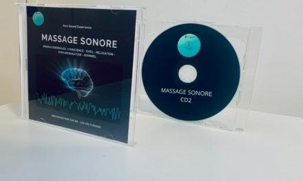 Version double CD du « Massage Sonore » disponible…