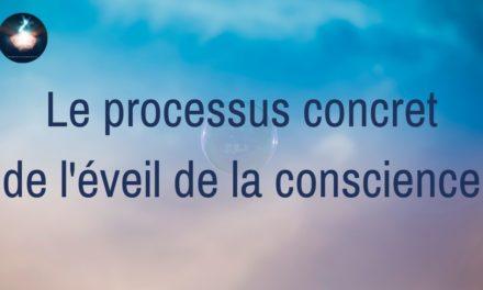Vidéo : Le processus concret de l'éveil de la conscience et comment dépasser les blocages…